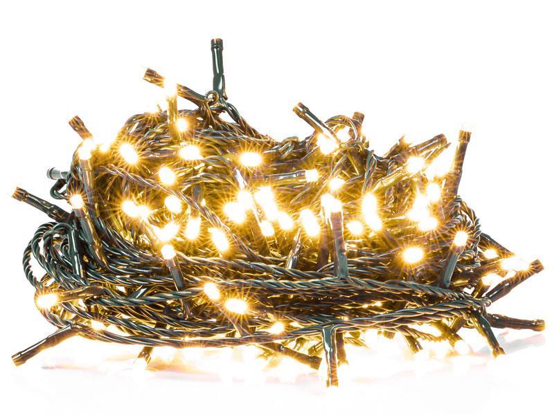 Řetěz vánoční 8 funkcí 100L 10+5m WW TM RETLUX RXL262