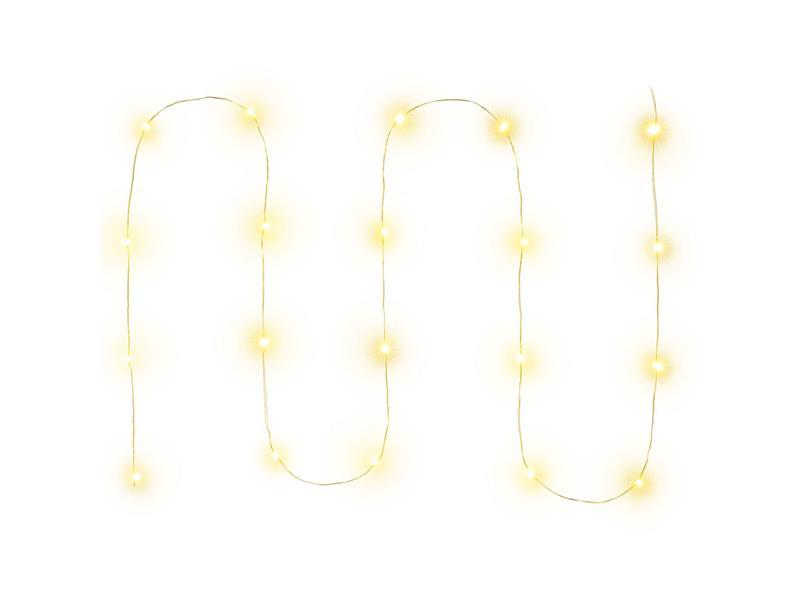 Řetěz vánoční Nano 20LED RW WW TM RETLUX RXL274