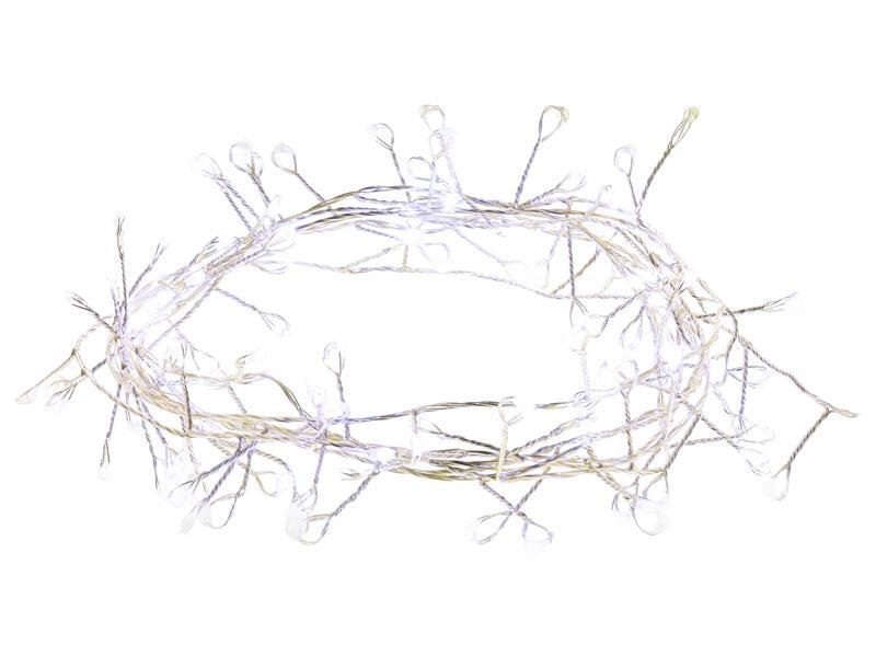 Řetěz vánoční Nano 100LED 7,4m CW TM RETLUX RXL276