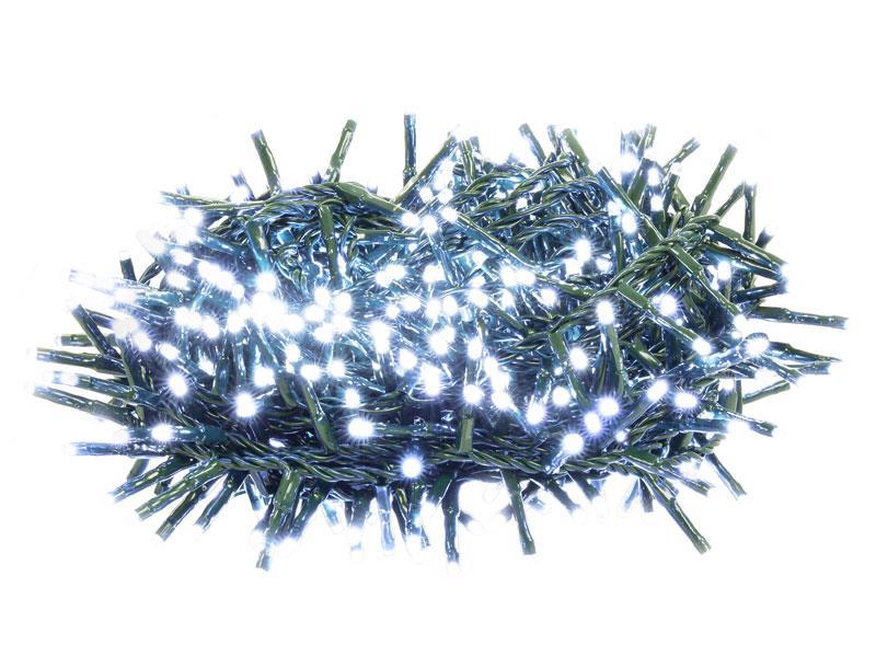 Řetěz vánoční ježek 600LED 11+5m CW TM RETLUX RXL288