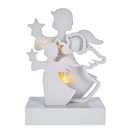 Dekorace vánoční SOLIGHT 1V219 andělé
