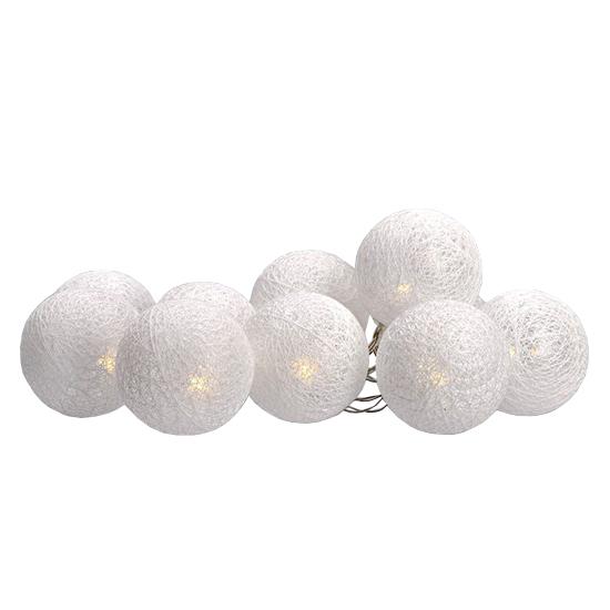 Řetěz vánoční SOLIGHT 1V201 koule