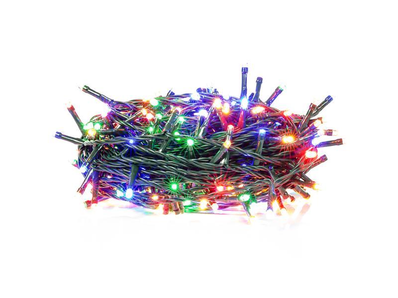 Řetěz vánoční 300 LED 30+5m MC TM RETLUX RXL215