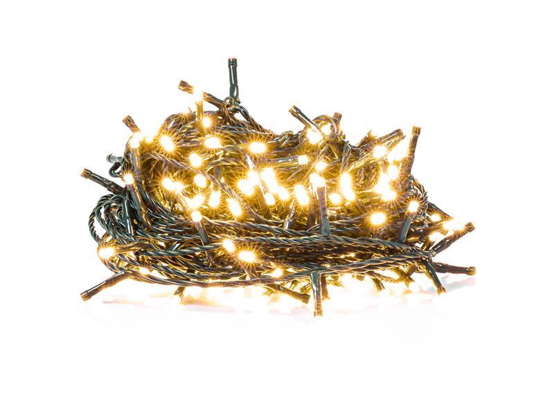 Řetěz vánoční 500LED 50+5m WW TM RETLUX RXL217