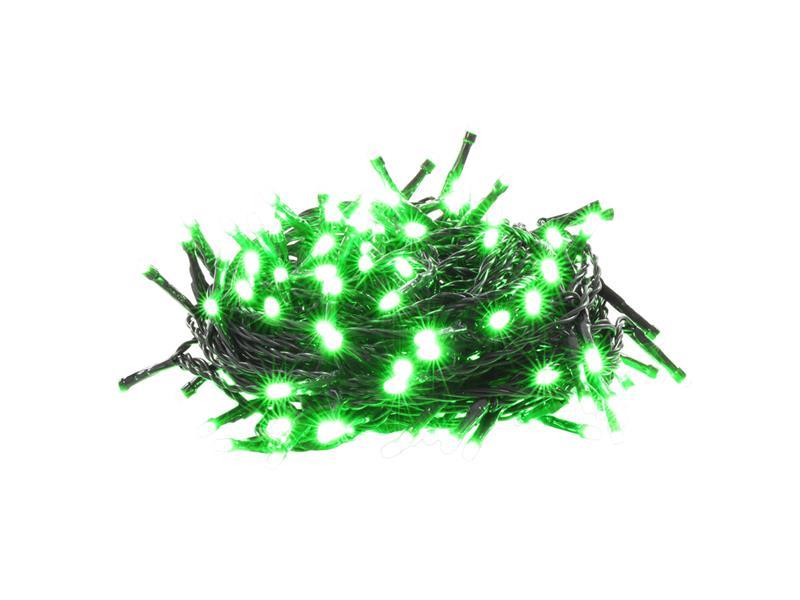 Řetěz vánoční 150 LED 15+5m GREEN TM RETLUX RXL306