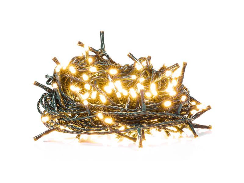 Řetěz vánoční prodlužovací 150 LED 15m WW RETLUX RXL302