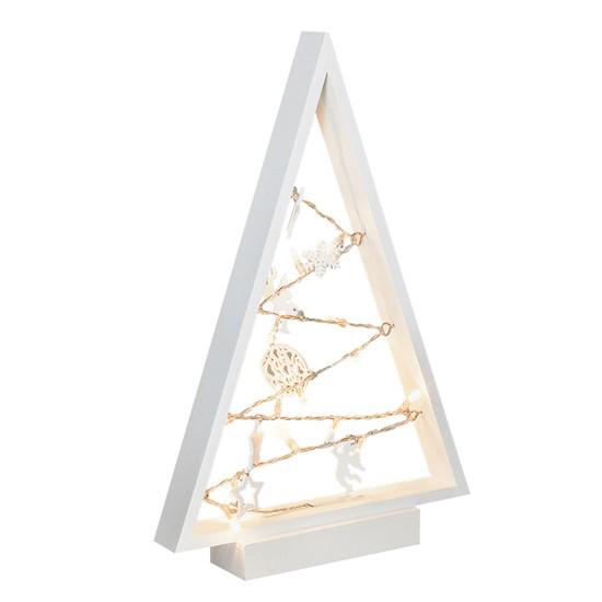 Dekorace vánoční SOLIGHT 1V221 stromek