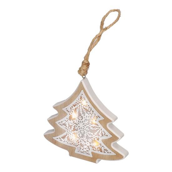 Dekorace vánoční SOLIGHT 1V45-T stromek