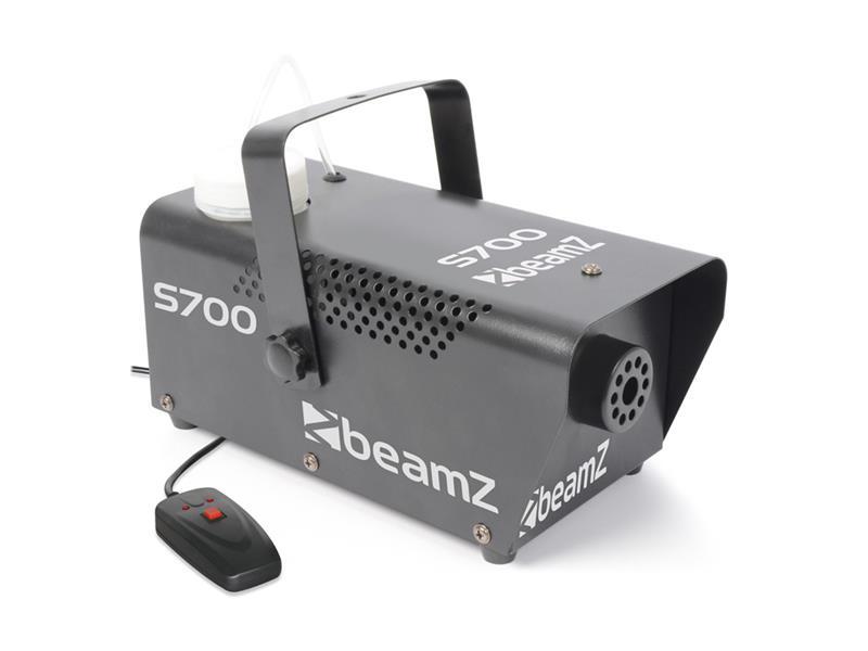 Efekt výrobník mlhy BEAMZ S700, včetně náplně