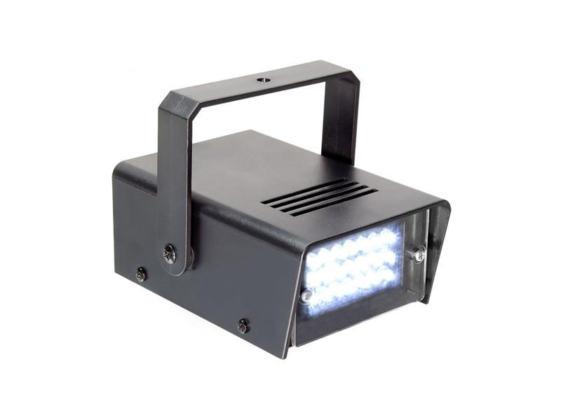 Efekt stroboskop BEAMZ MINI LED 10W