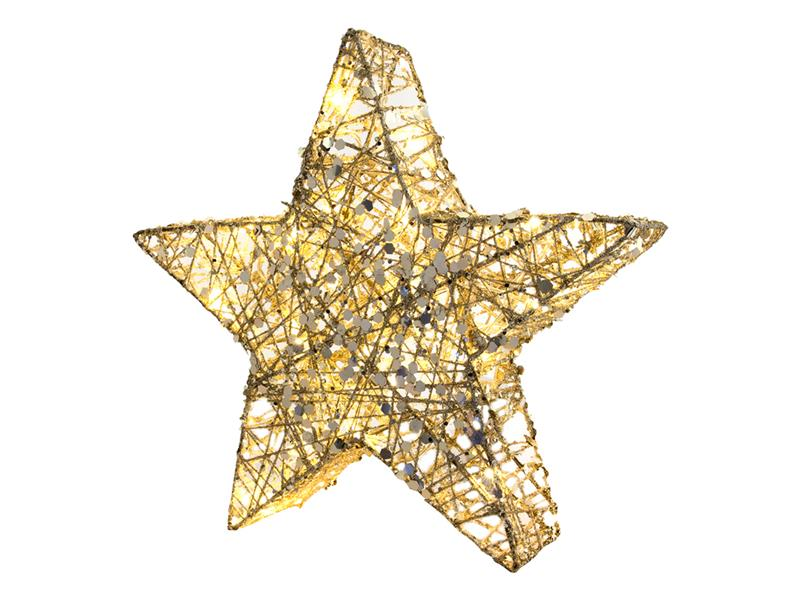 Dekorace vánoční RETLUX RXL 326 hvězda