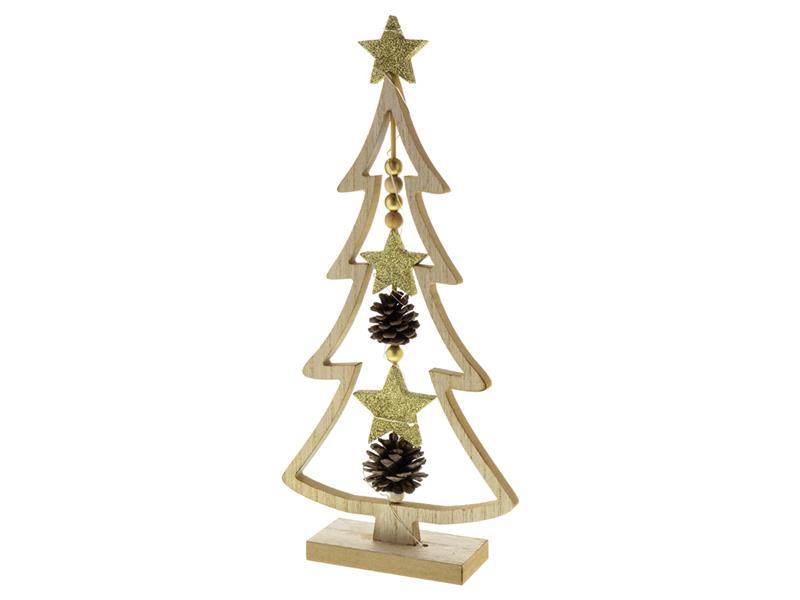 Dekorace vánoční RETLUX RXL 314 WW strom