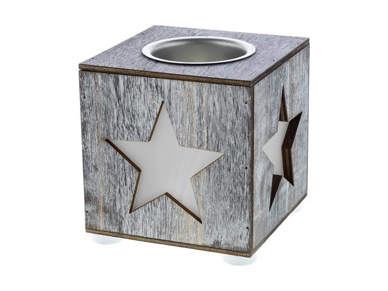 Podstavec na svíčku RETLUX RXL 352 WW hvězda