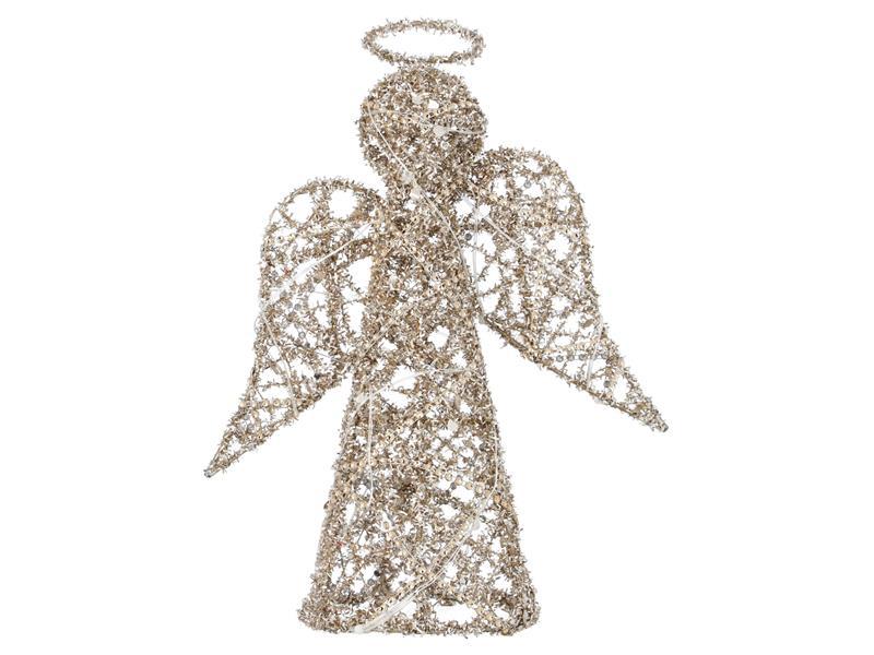 Dekorace vánoční RETLUX RXL 372 WW anděl