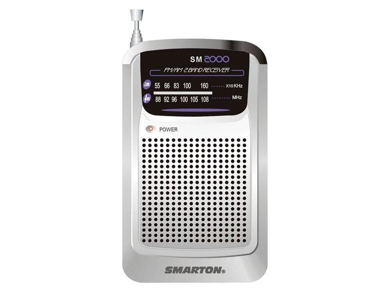 Rádio SMARTON SM 2000