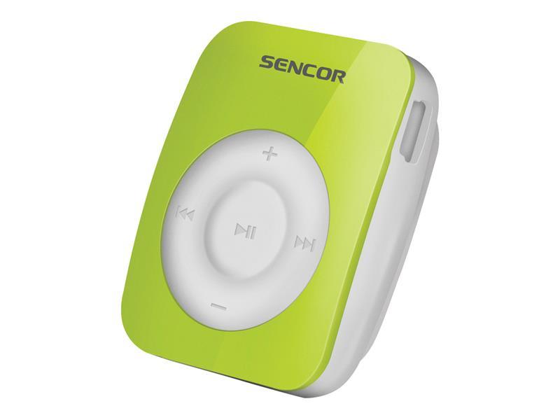 Přehrávač MP3 SENCOR SFP 1360 GN 4GB