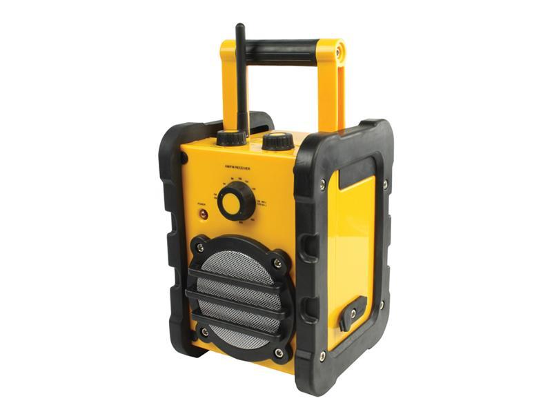 Rádio outdoorové AKU BASICXL BXL-HDR10