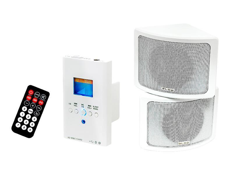 Audio systém BLOW NS-02 + dálkový ovladač