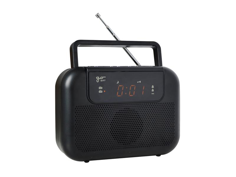 Radiopřijímač GoSAT GS-M10