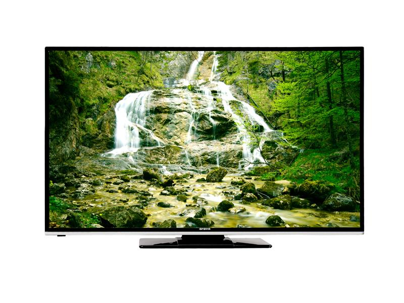 "LT-1222 LED A82B - LED TV 49"". ORAVA"