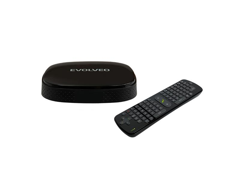 EVOLVEO Android Box Q3 4K + EVOLVEO FlyMotion