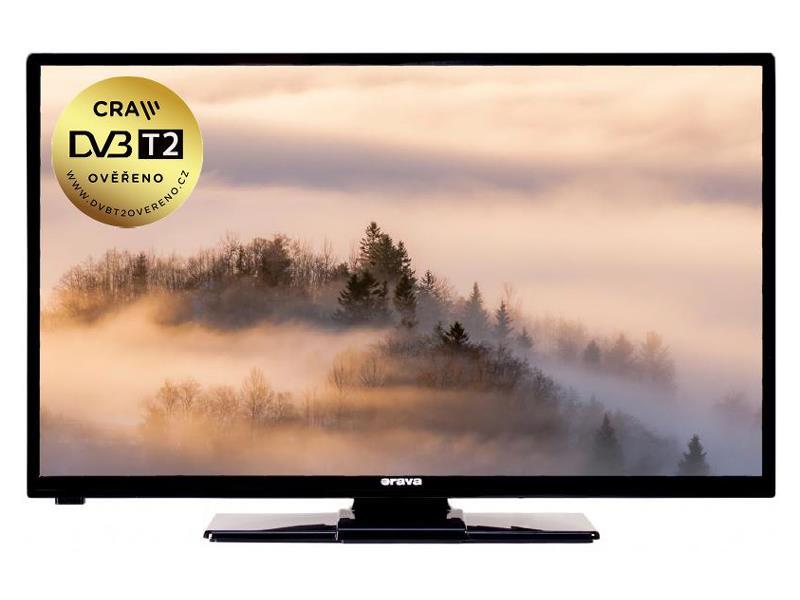 Televizor LED ORAVA LT-830 B110B, 82cm, DVB-T2