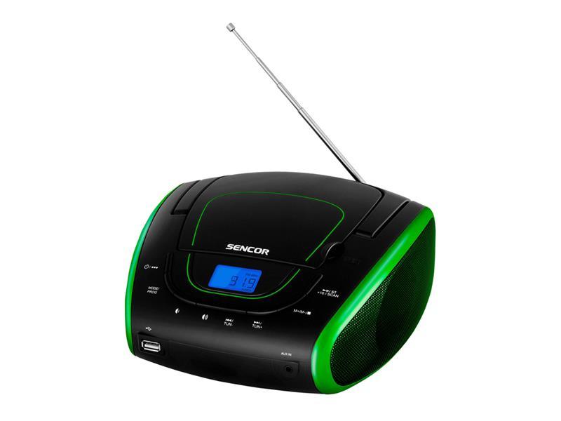 Rádio SENCOR SPT 1600 BGN