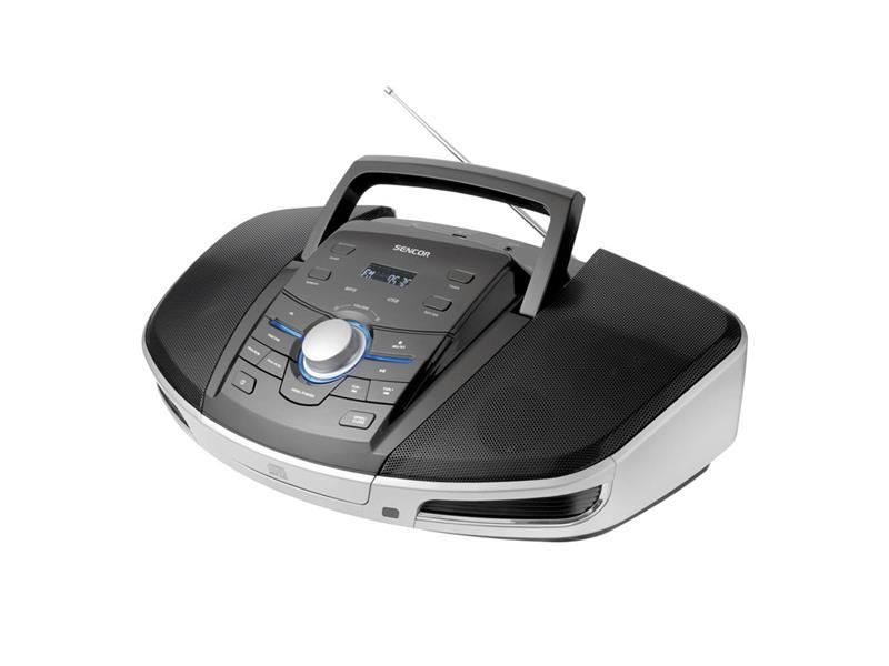 Rádio s CD/USB/MP3 SENCOR SPT 280