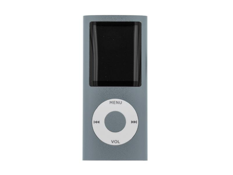 Přehrávač MP3/MP4 SETTY stříbrný