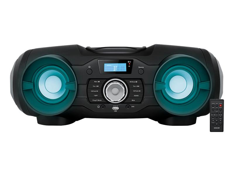 Rádio s CD/MP3/USB/BT SENCOR SPT 5800