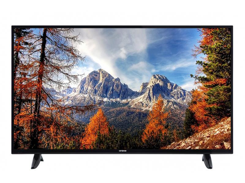 """Televizor LED ORAVA LT-1120 A130C 43"""" 4K"""