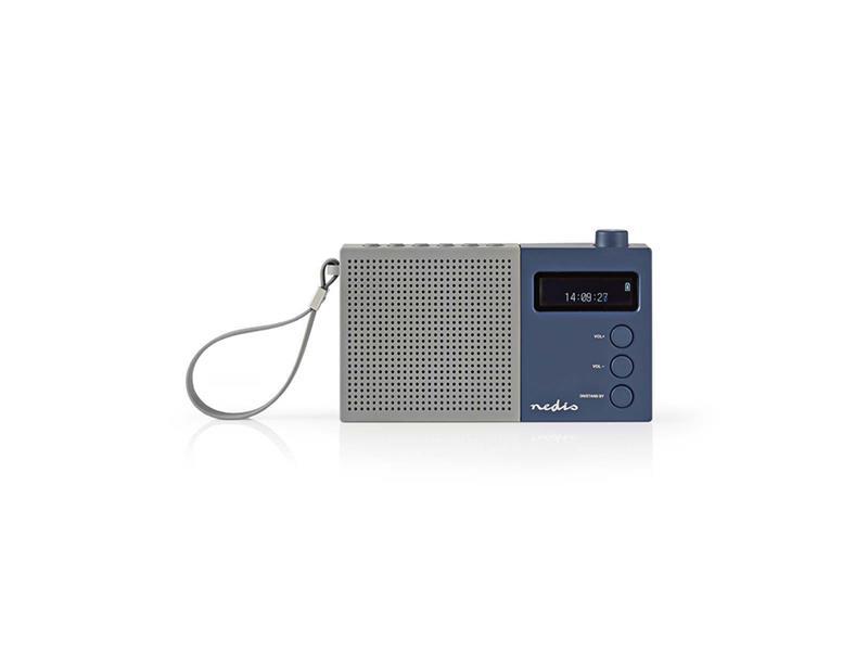 Rádio NEDIS RDDB2210BU