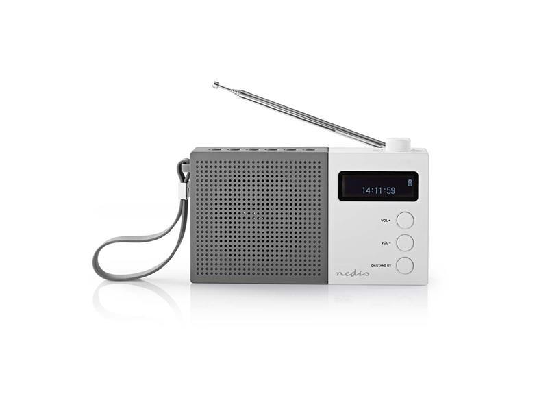 Rádio NEDIS RDDB2210WT