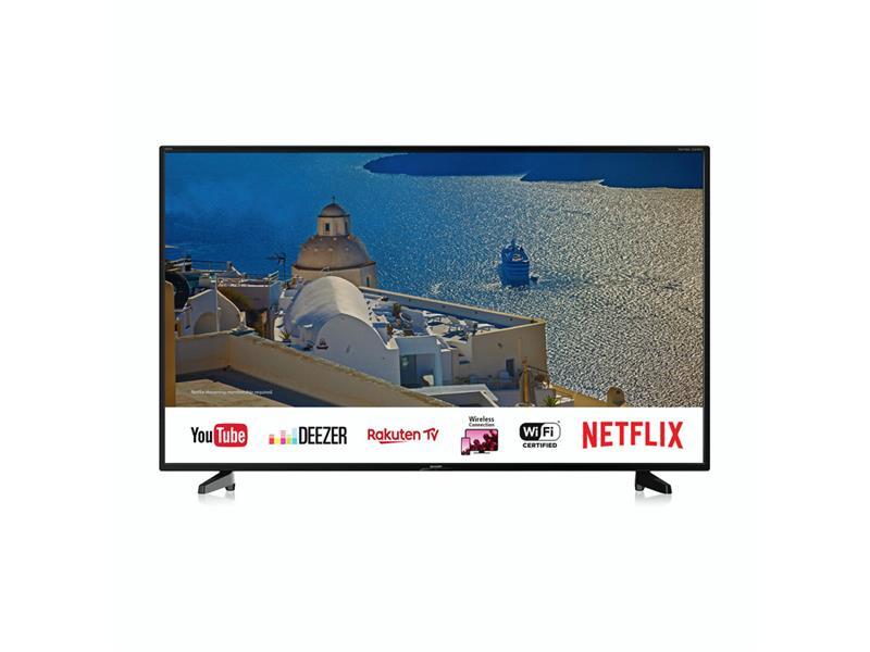 Televizor LED SHARP LC 50UI7422