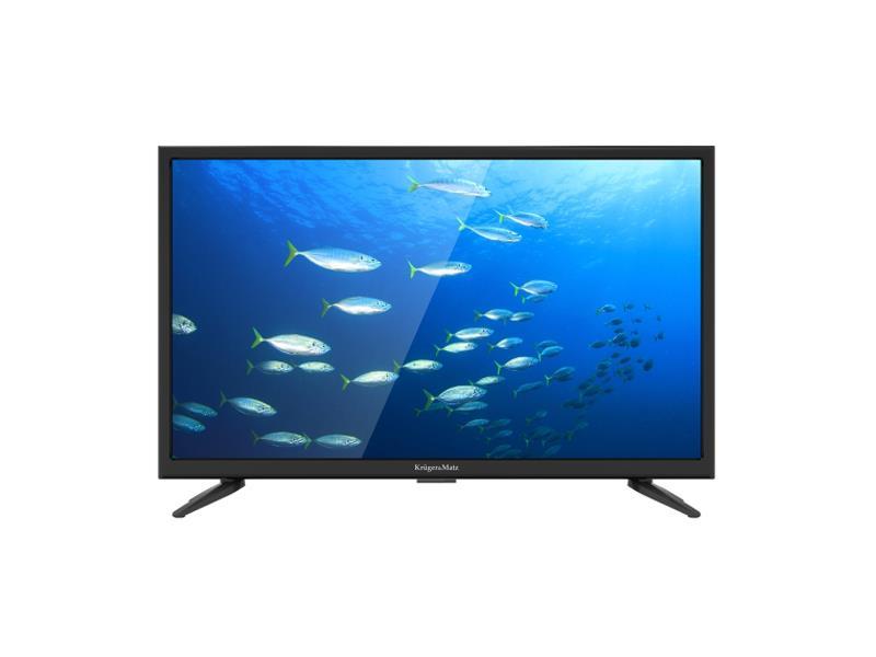 """Televizor LED Kruger & Matz 22"""" KM0222FHD-F DVB-T2 H.265"""