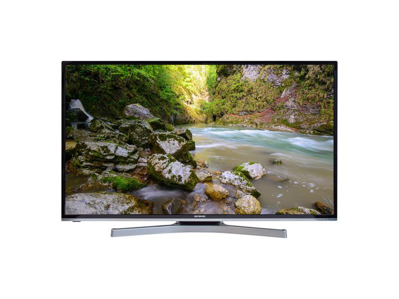 Televizor LED ORAVA LT-1098 B211D, 109cm, DVB-T2 (H.265)