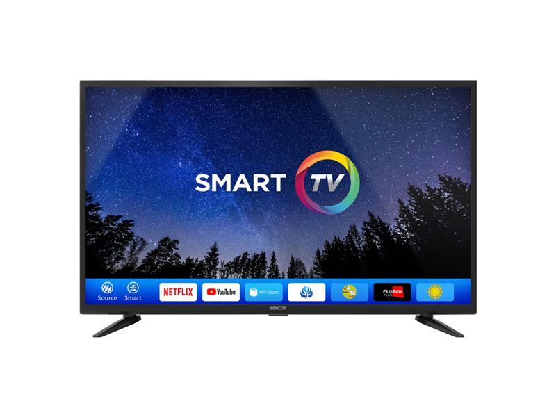Televizor LED SENCOR SLE 43FS600TCS smart TV  H.265 (HEVC) 109cm