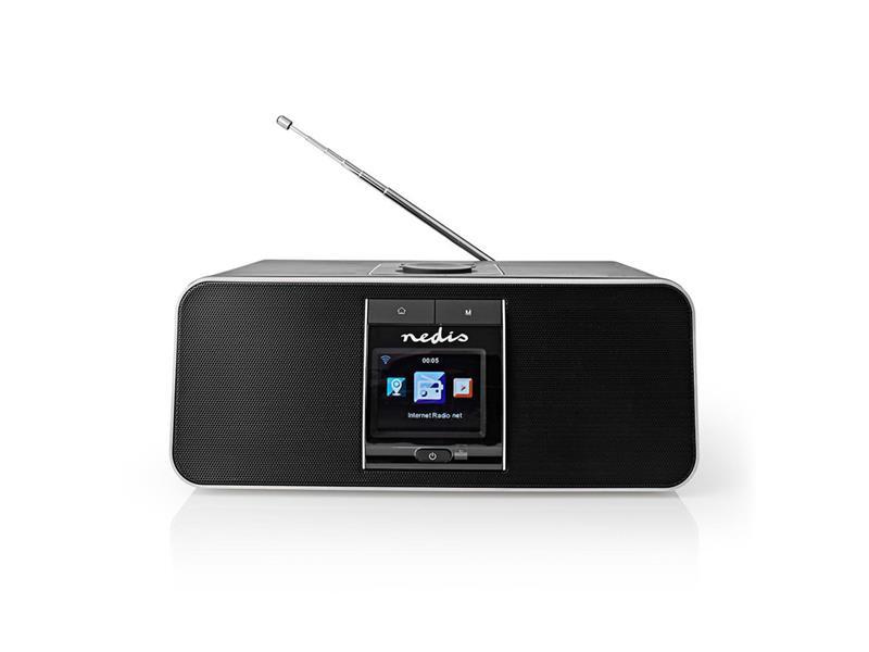 Rádio NEDIS RDIN5005BK BLACK