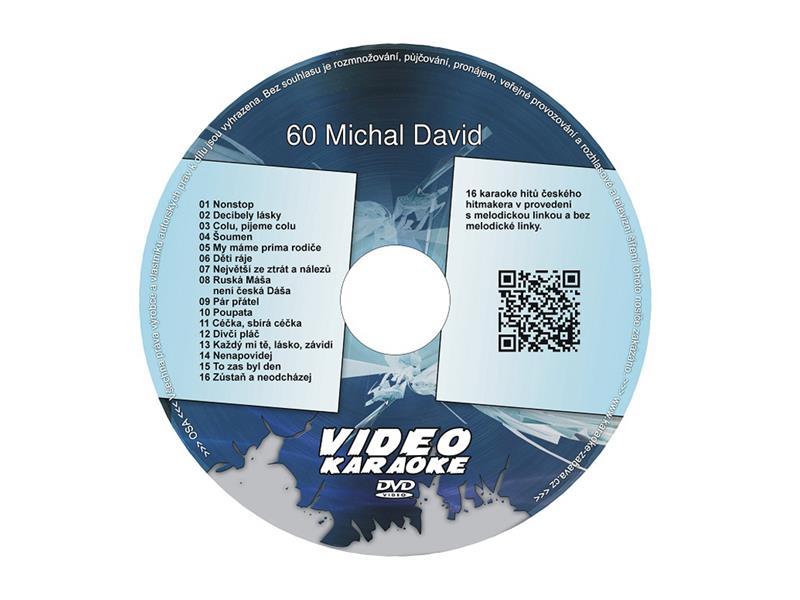 Karaoke DVD MICHAL DAVID