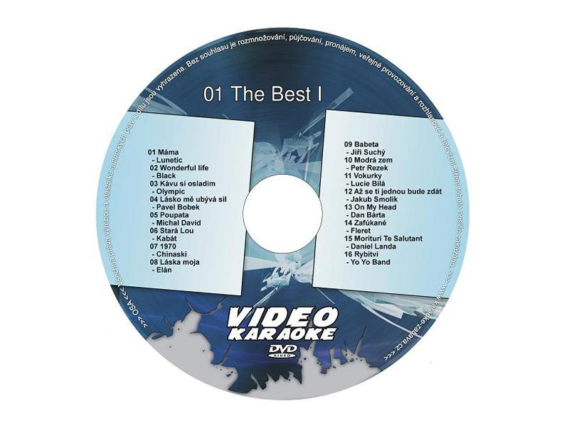 01 The Best I MUSICER VCD