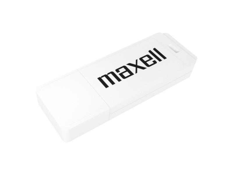 Flash disk MAXELL 854749 32GB bílá