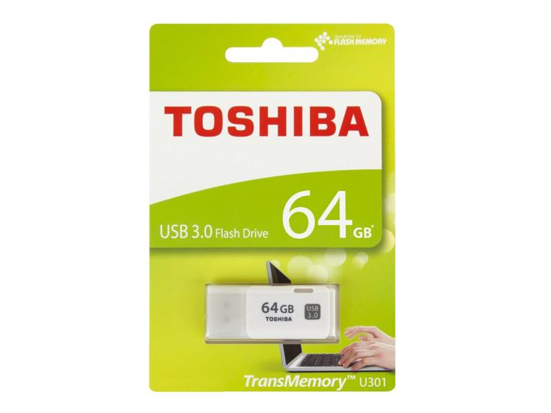Flash disk TOSHIBA 64GB USB 3.0