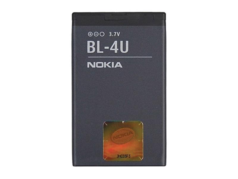 Baterie gsm NOKIA BL-4U 1000mAh originální