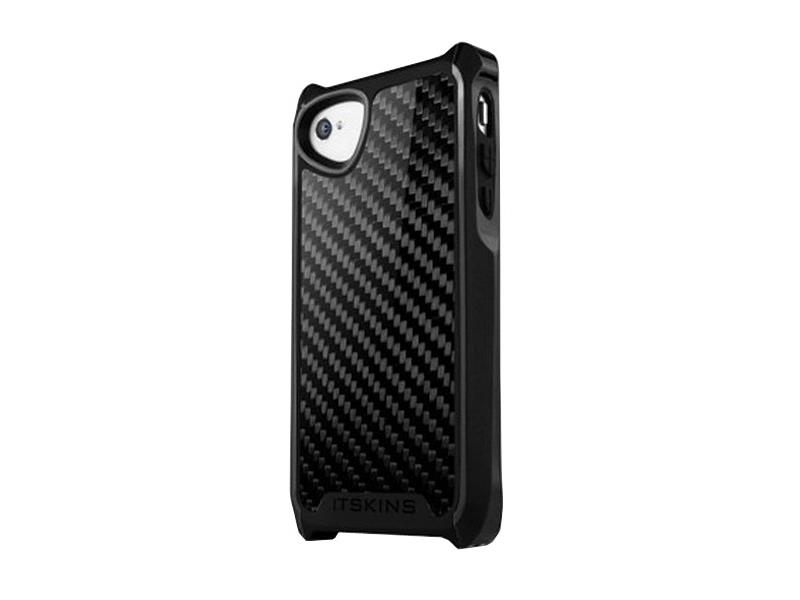 Itskins Fusion Carbon Core - iPhone 5 - černé