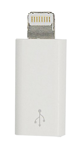 Adaptér Apple Lightning to microUSB, MD820ZM