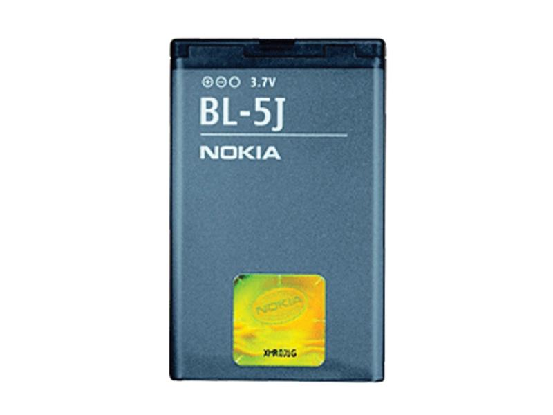 Baterie gsm NOKIA BL-5J 1430mAh originální