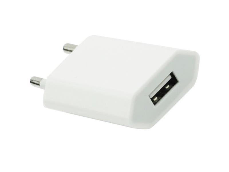Nabíječka do sítě 230V USB 1A