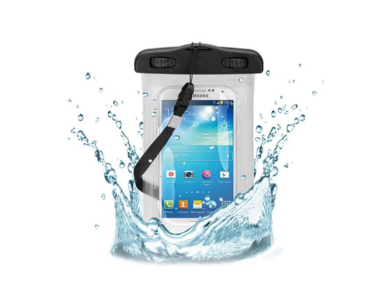 Pouzdro na mobil Waterproof bag do 5´´ do 10m