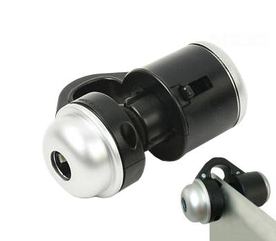 Mikroskop pro mobilní telefon