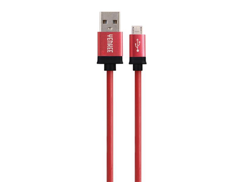 Yenkee YCU 202 USB 2.0 A BRD červený